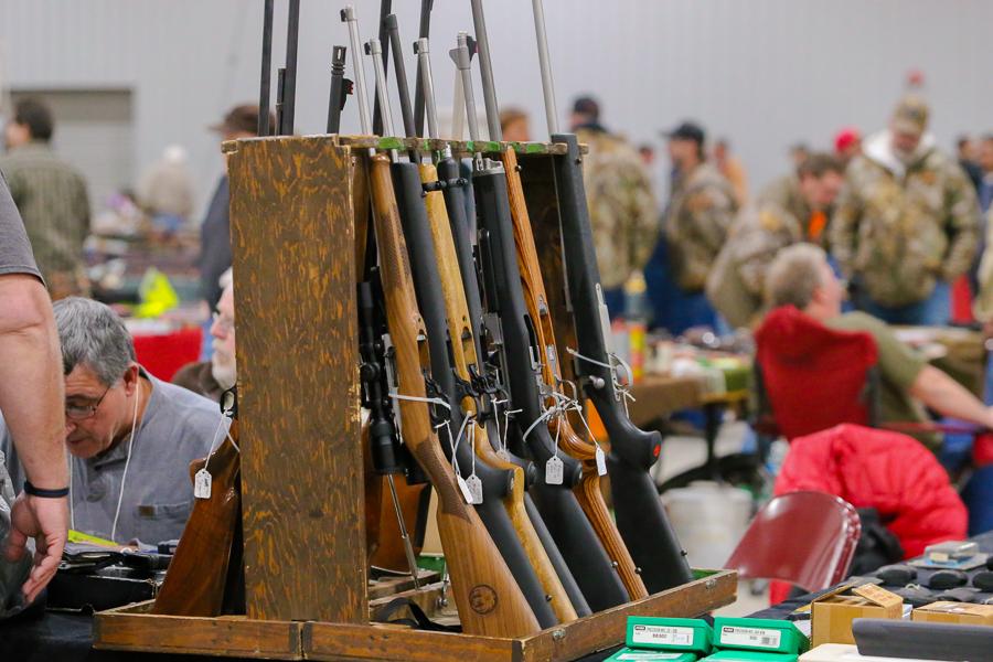 Lagrange County 500 Gun Show 2017