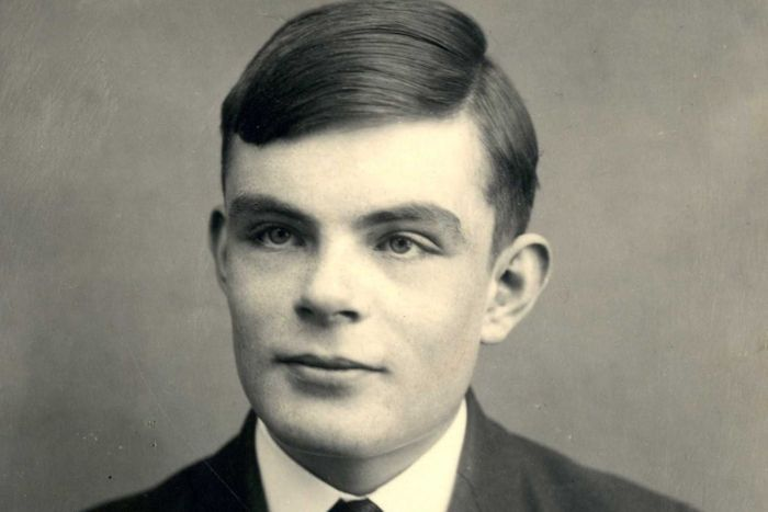 "Biographer Alan Hodges has written that as a child Alan Turing was ""fostered in various English homes where nothing encouraged expression, originality, or discovery. Science for him was an extra-curricular passion, first shown in primitive chemistry experiments."""