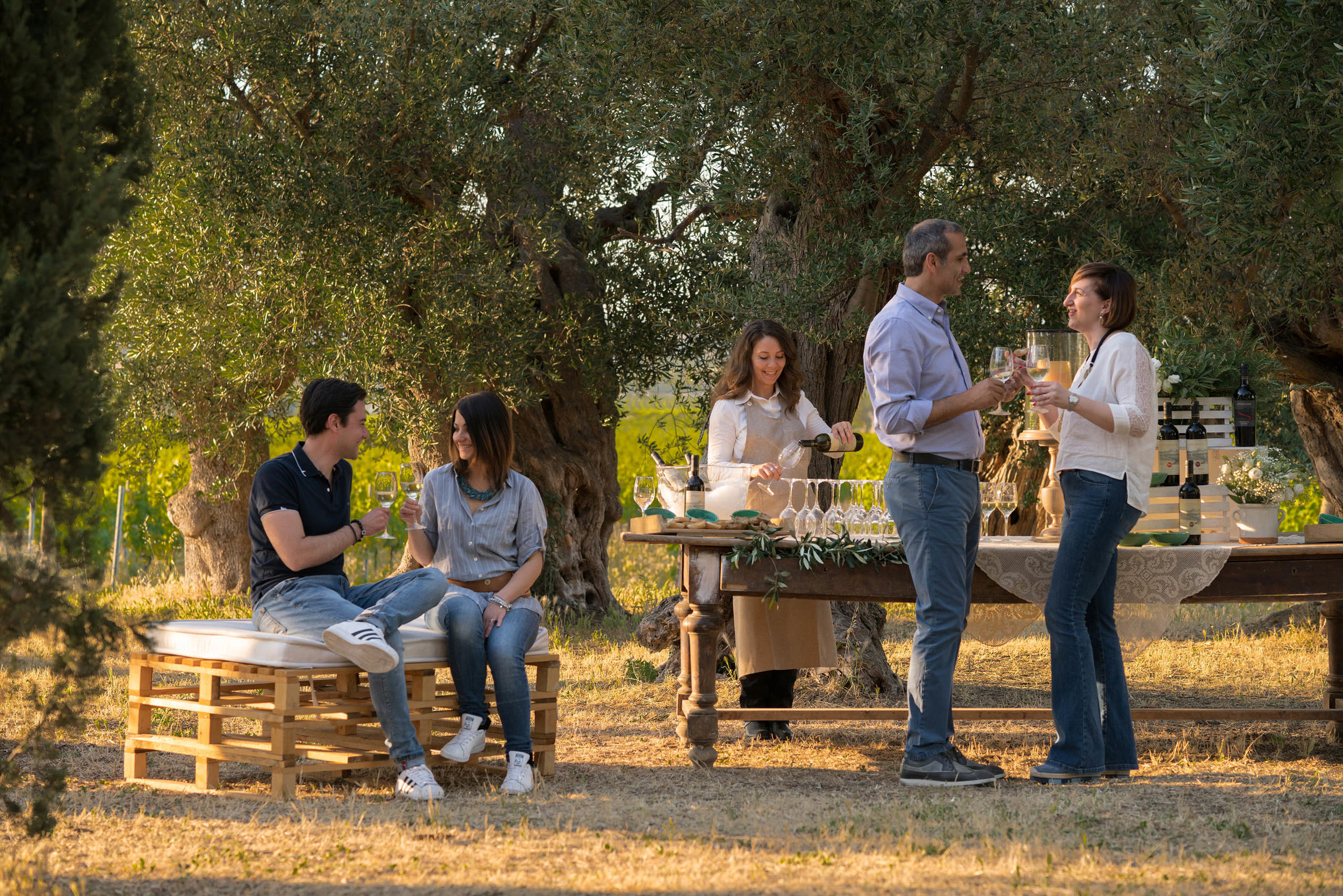 UNCOVR, Discover the region: Masseria Amastuola