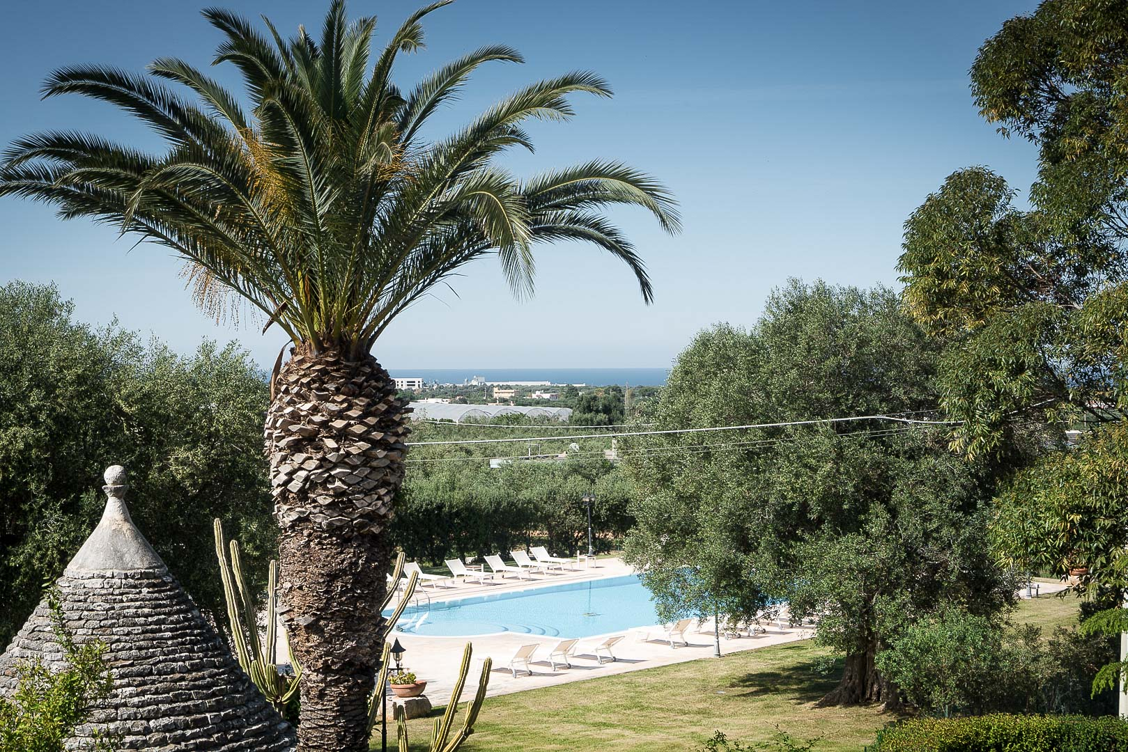 UNCOVR, Discover the region: Masseria Salamina