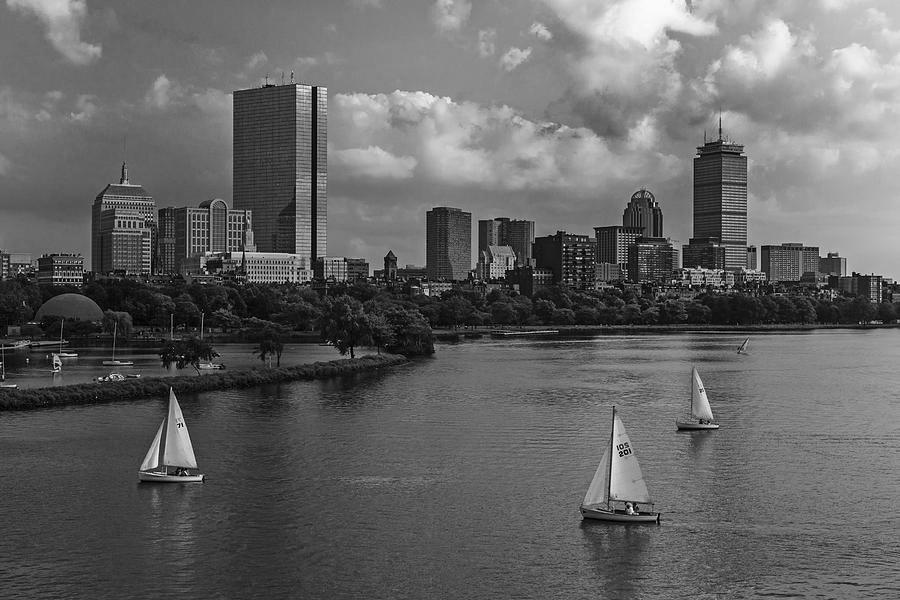 Boston Skyline, INFINITUM Squash in Greater Boston