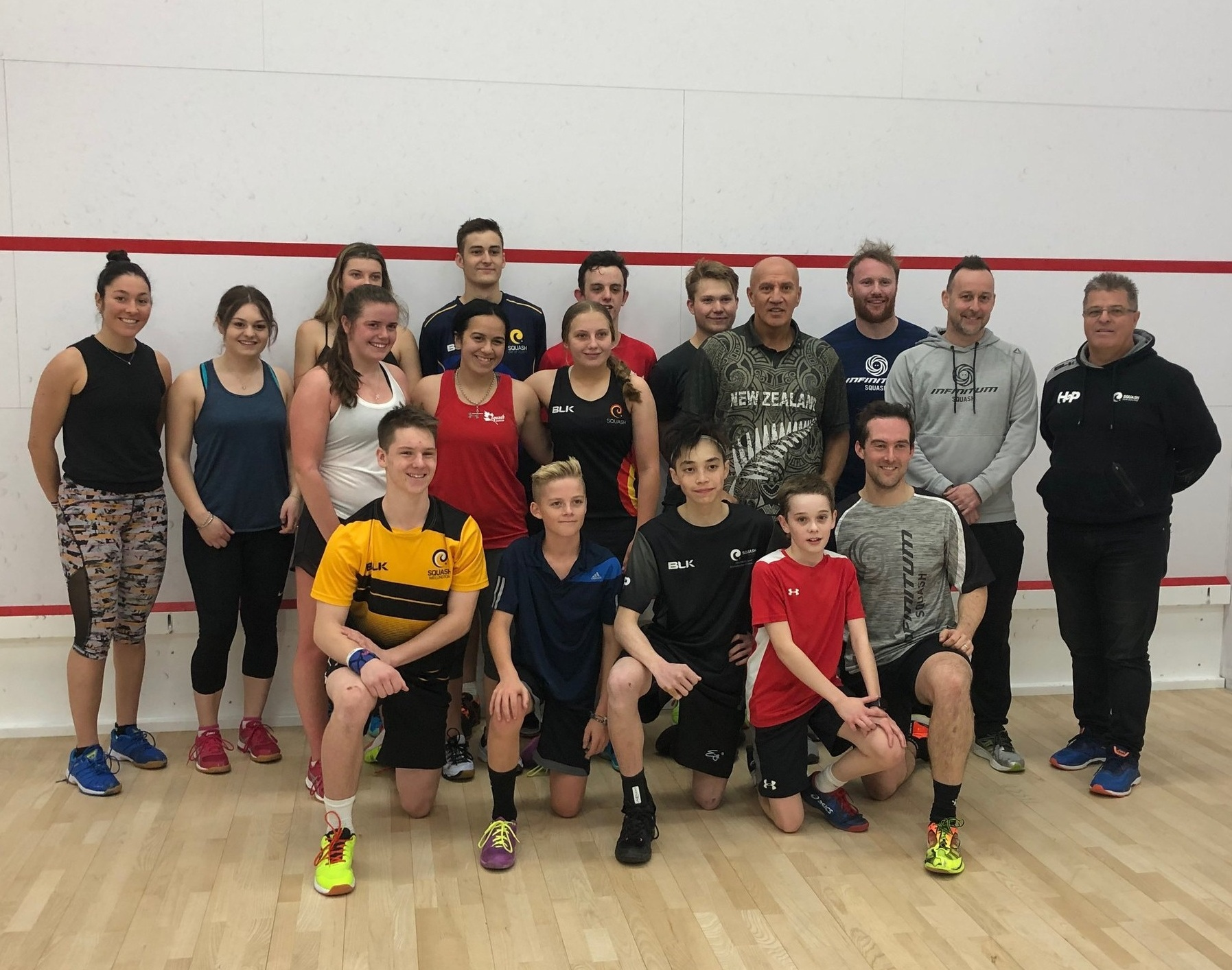 INFINITUM Squash Summer 2019 Camps - Beginner Camps, Junior Development Camps, Tournament Preparatory Mini Camps