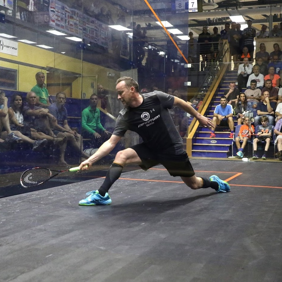 INFINITUM Masters Squash Clinic - Friday, March 1, 2019 - Sunday, March 3, 2019
