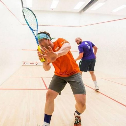 The Beat: Former Harvard Star Chessin Gertler Brings Squash Academy to Sudbury -