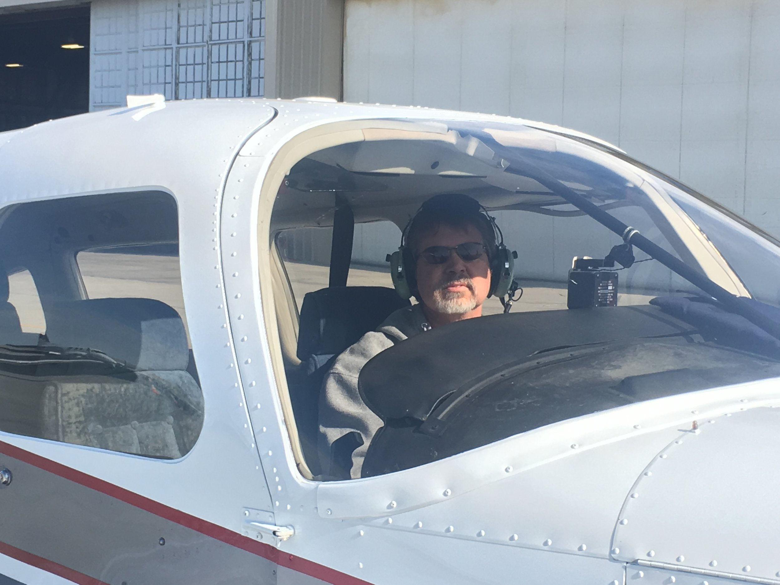 photo of Brooks Johnson - Volunteer Member - Pilot