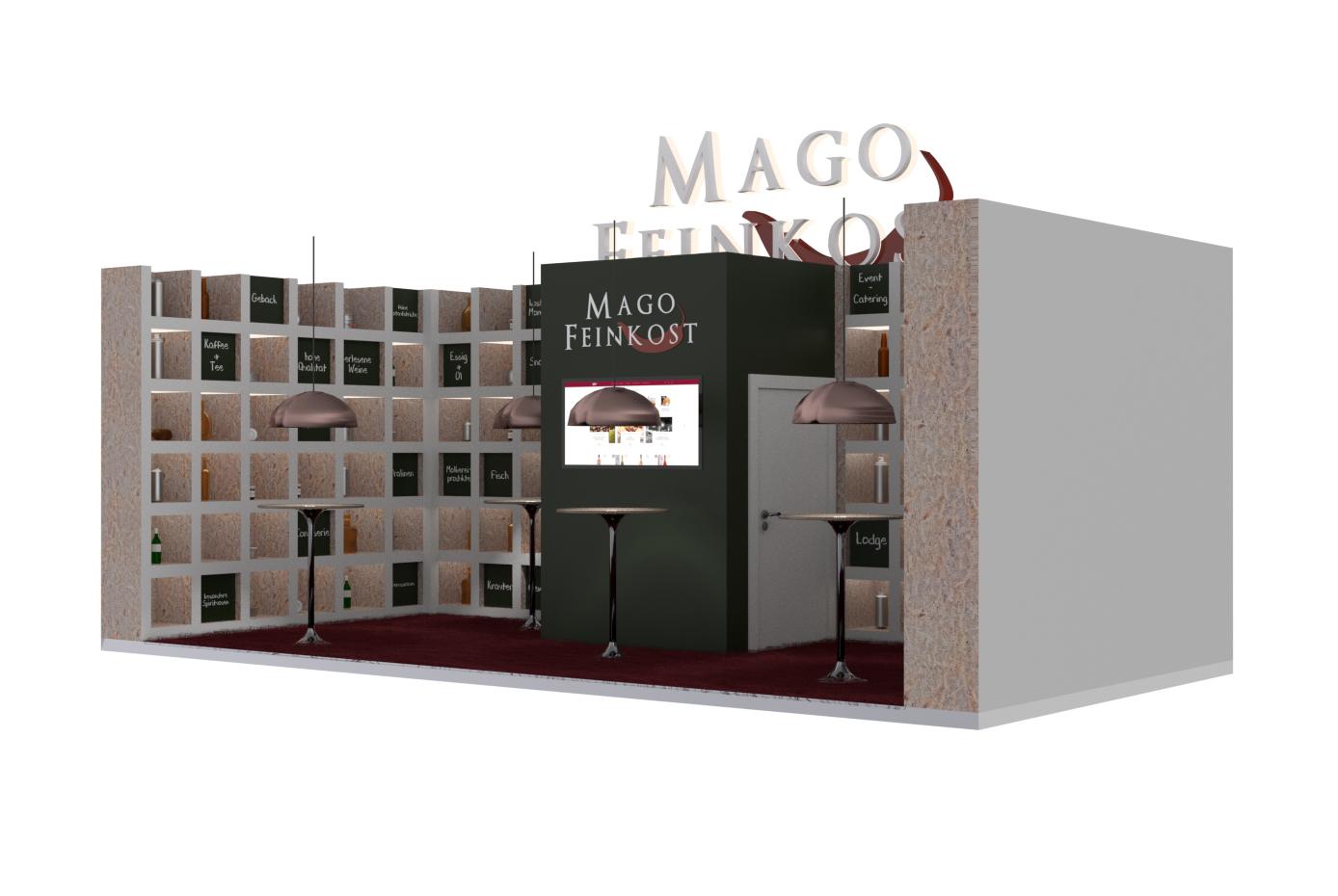 MAGO Feinkost / diverse Messen
