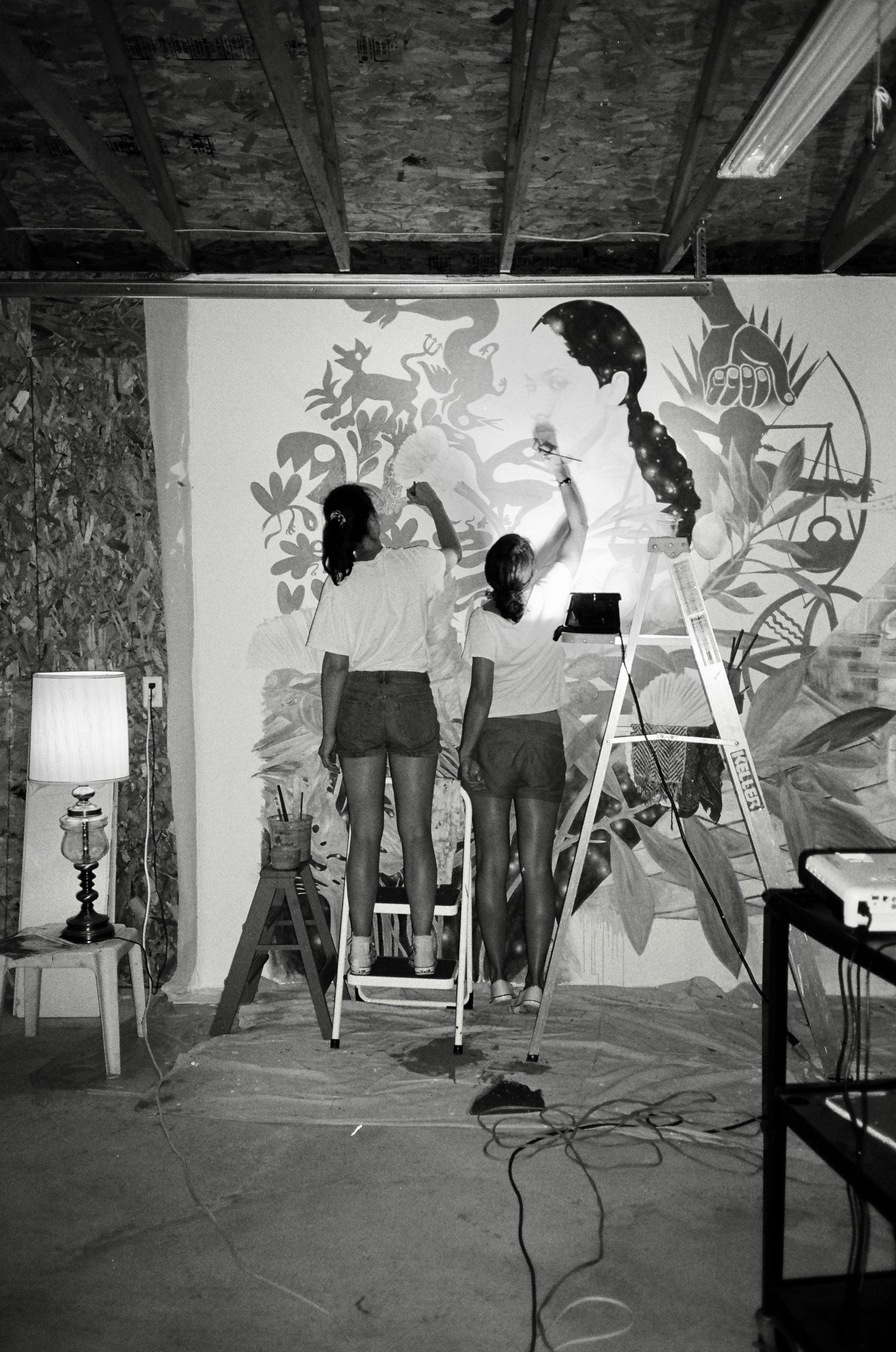 mural pic byb Bobby.JPG