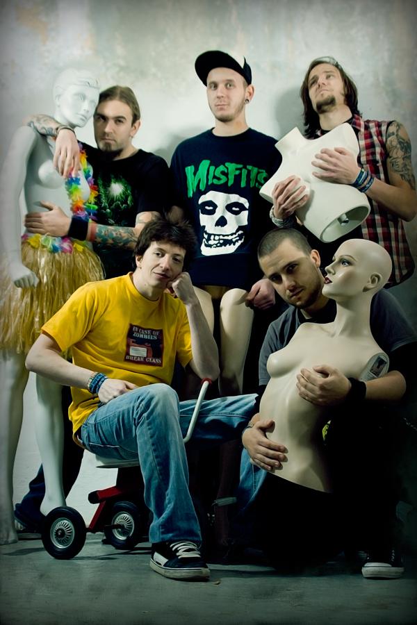 We Came Bearing Arms, November 2010.