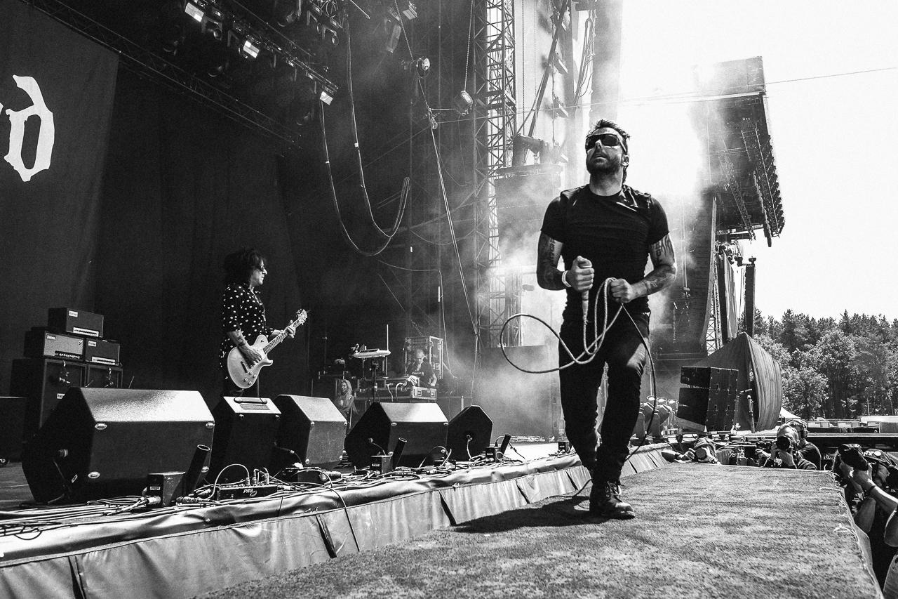 Franky Perez - Deadland Ritual