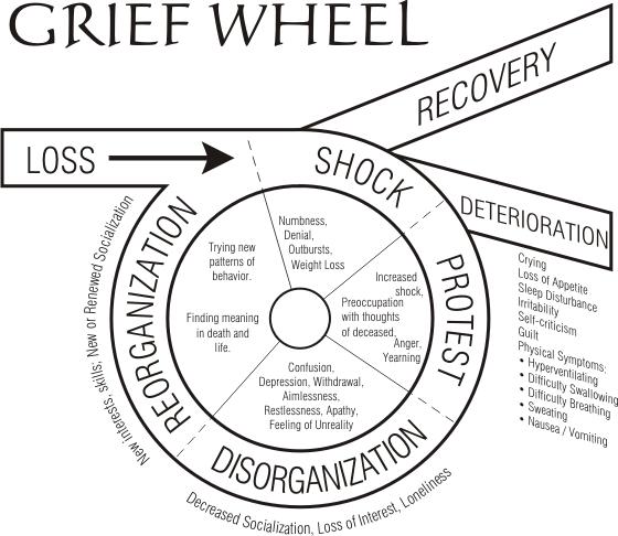 Grief Wheel - Fig. 1