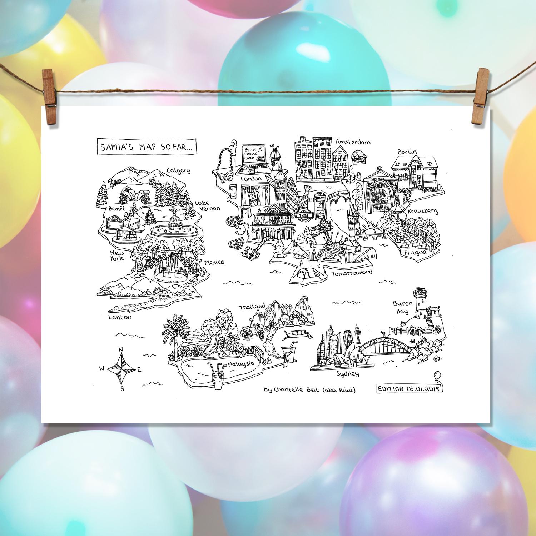 birthdaymap