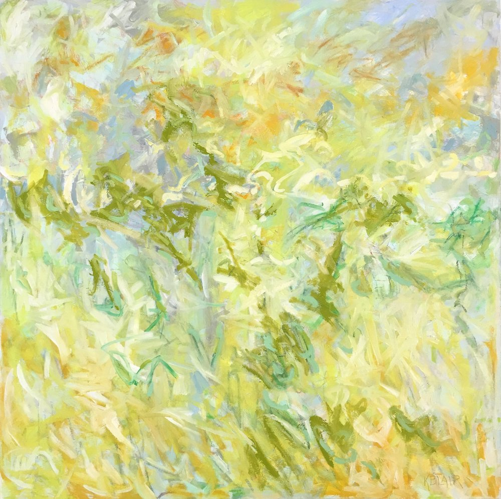 Bird Migration, Nesting, 43x43