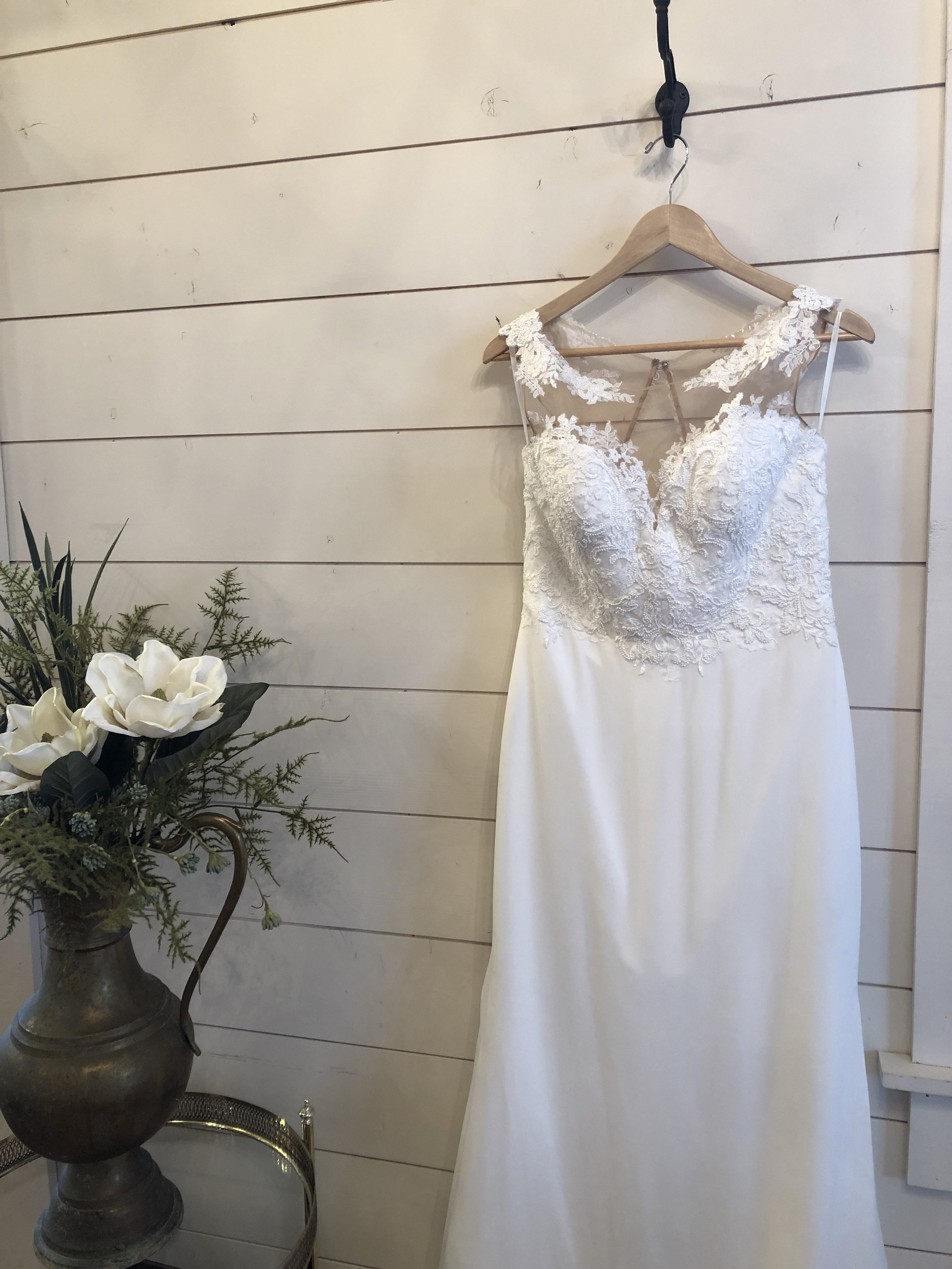 Sincerity Bridals Trunk Show Missouri