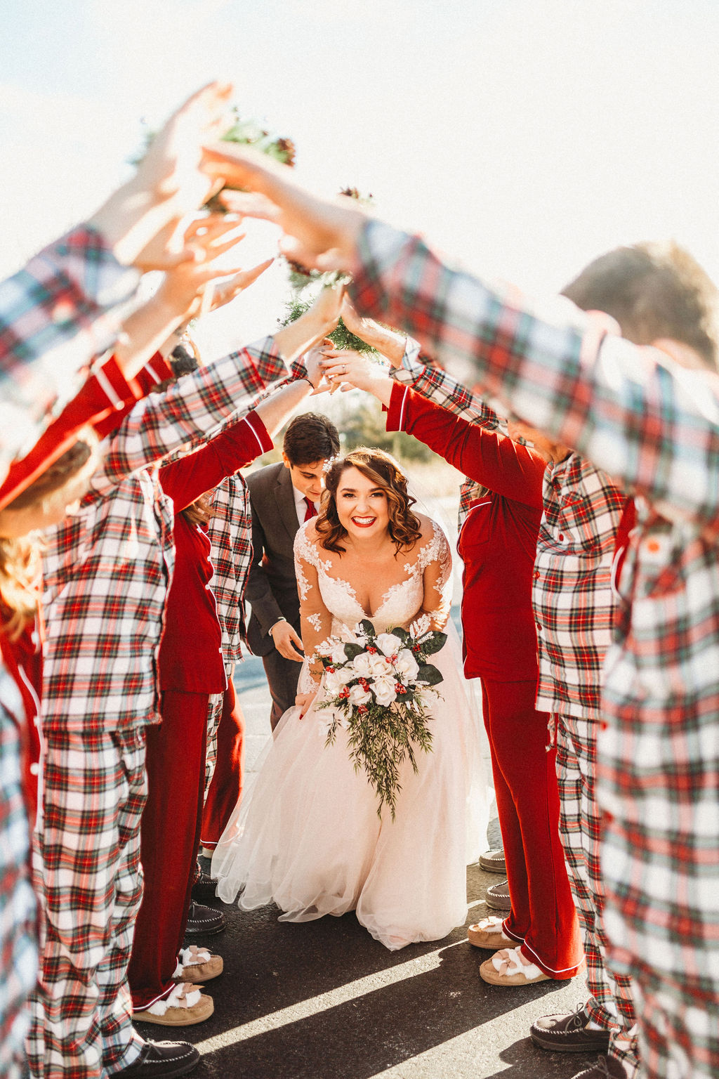 sincerity bridal — Real Cleo Bridal Weddings — Cleo Bridal