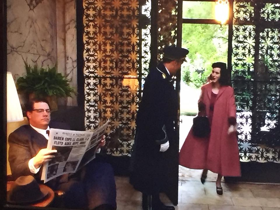 Keith in THE MARVELOUS MRS. MAISEL
