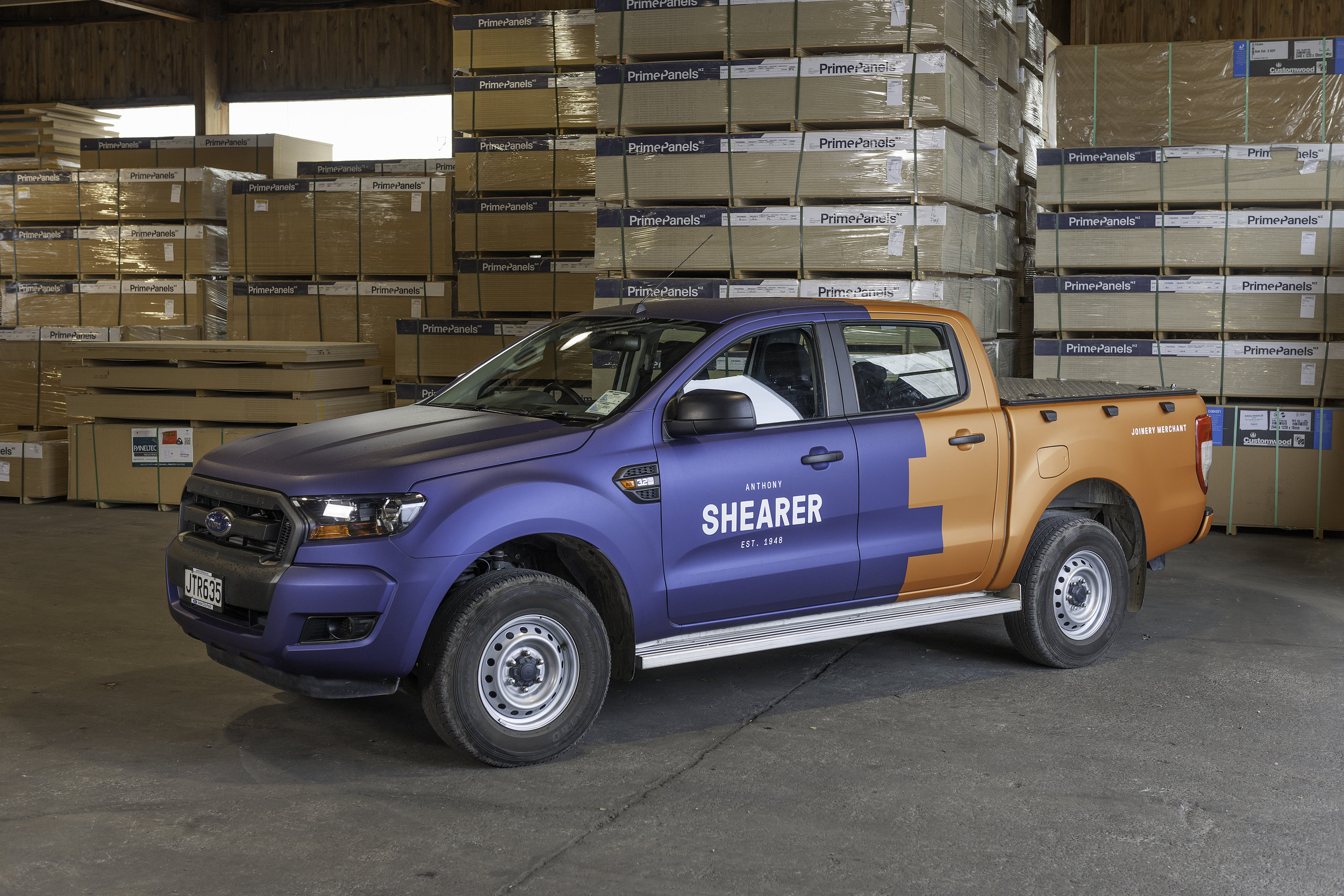 Shearers new Ute.jpg