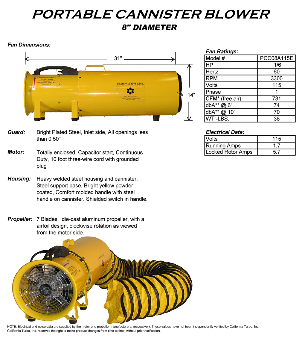 PCC08A115E 8-inch Cannister Blower.png
