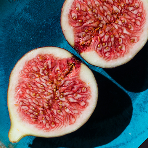 FIG     Ficus carica fruit   This natural extract is high in Vitamin A and beta-carotene, and is refreshing and soothing for the skin.