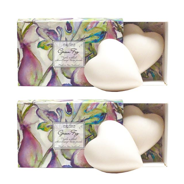 This week's special for NZ & AU online customers!⁣⁣⁣⁣ ⁣⁣⁣Was $39.69 now only $10!⁣⁣⁣ ⁣⁣⁣⁣Two end-of-line boxed sets of heart soaps—keep one set and give one away ;)⁣⁣⁣⁣ ⁣⁣⁣⁣Inside each box are two 90g heart soaps, delicately scented with notes of citrus, apple blossoms, green fig and white musk. Luxuriously triple milled for a fine lather.⁣⁣⁣⁣ ⁣⁣⁣⁣Link for purchase in our Bio.⁣⁣⁣⁣ ⁣⁣⁣⁣.⁣⁣⁣⁣ ⁣⁣⁣⁣#banksandconz #giftideas #madeinnz #nzsale #nzspecial #onlineshoppingaustralia #onlineshop #luxury #skincare #roomfragrance #shoplocal #newzealand #onlineshoppingnz⁣⁣⁣⁣ ⁣⁣⁣⁣