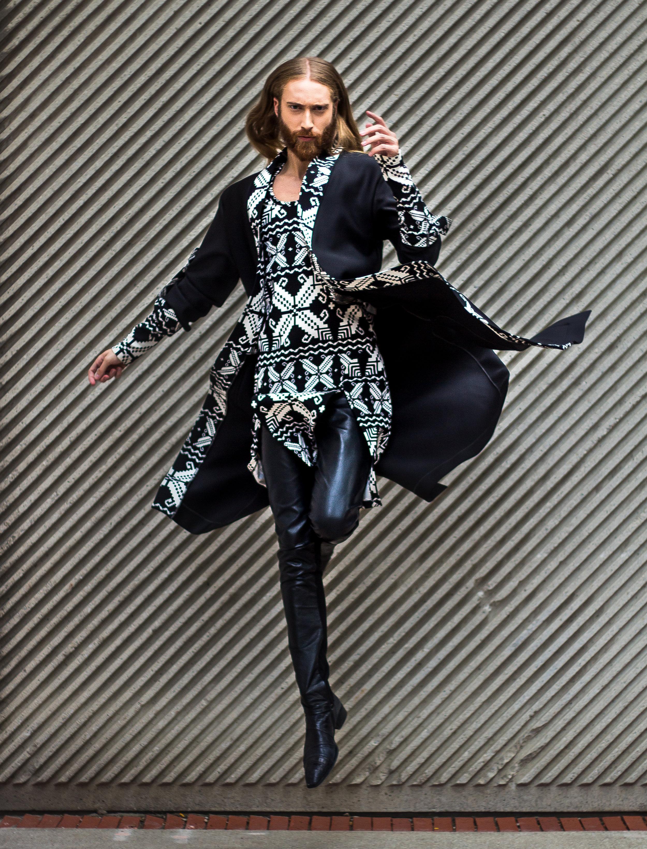 Myles Sexton for TFL Couture -