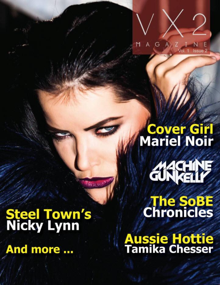VX2 Magazine Vol. 1 Issue 2