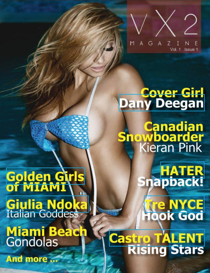 VX2 Magazine Vol. 1 Issue 1