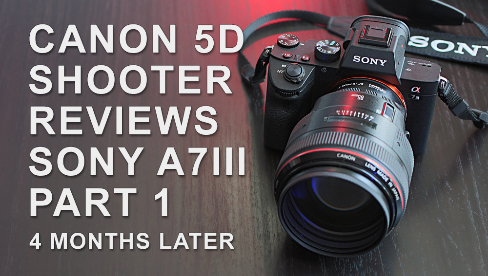 Canon photographer reviews a Sony A7III Studio V Photography Vasko Obscura vlog part 1.jpg
