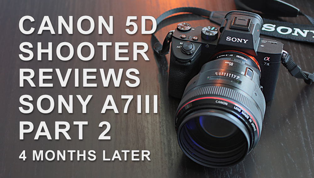 Canon photographer reviews a Sony A7III Studio V Photography Vasko Obscura vlog part 2.jpg