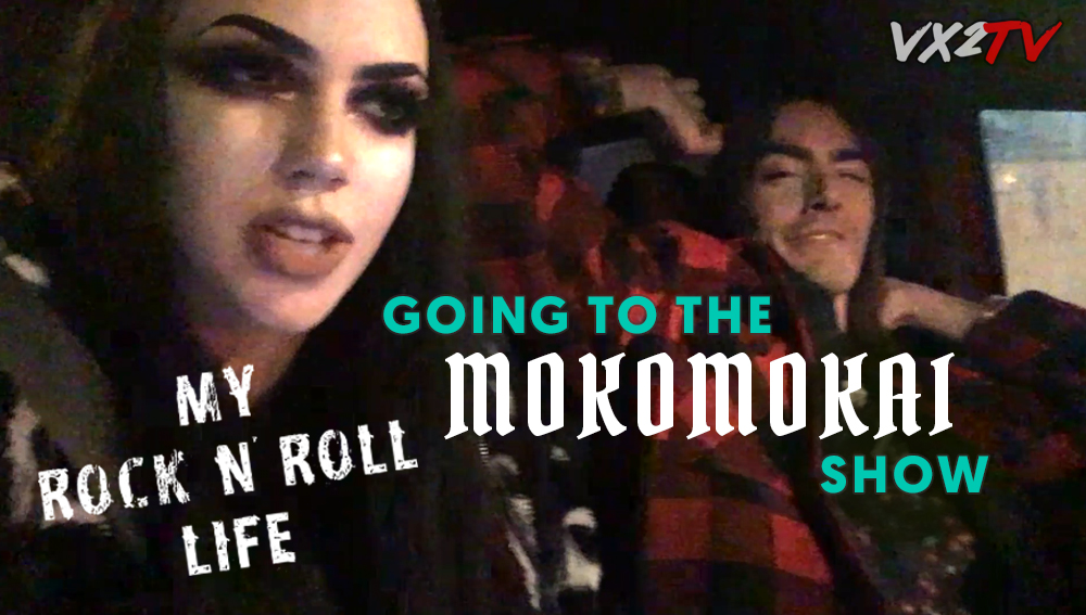 My Rock N Roll Life EP.02 - Going to the Mokomokai Show, Molly Rennick + John Ellis