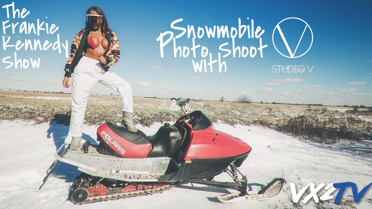 The Frankie Kennedy Show - Snowmobile Photo Shoot with Studio V.jpg