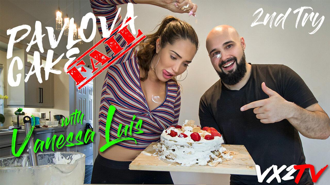 FEED ME FRIDAY - EP# 13 PAVLOVA CAKE FAIL #2 WITH VANESSA LUIS.jpg