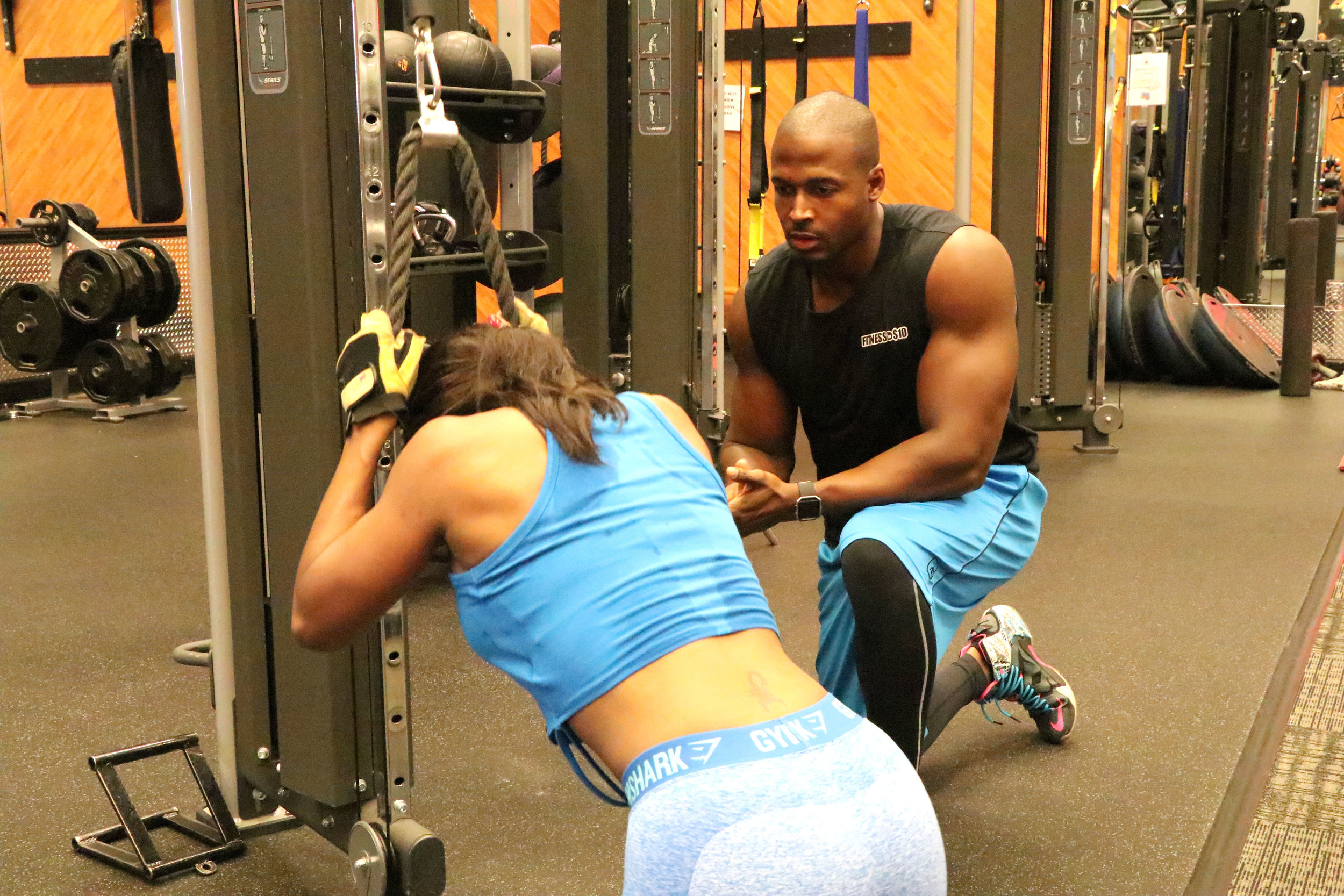Personal Training - Looking for a personal trainer? Welcome home!