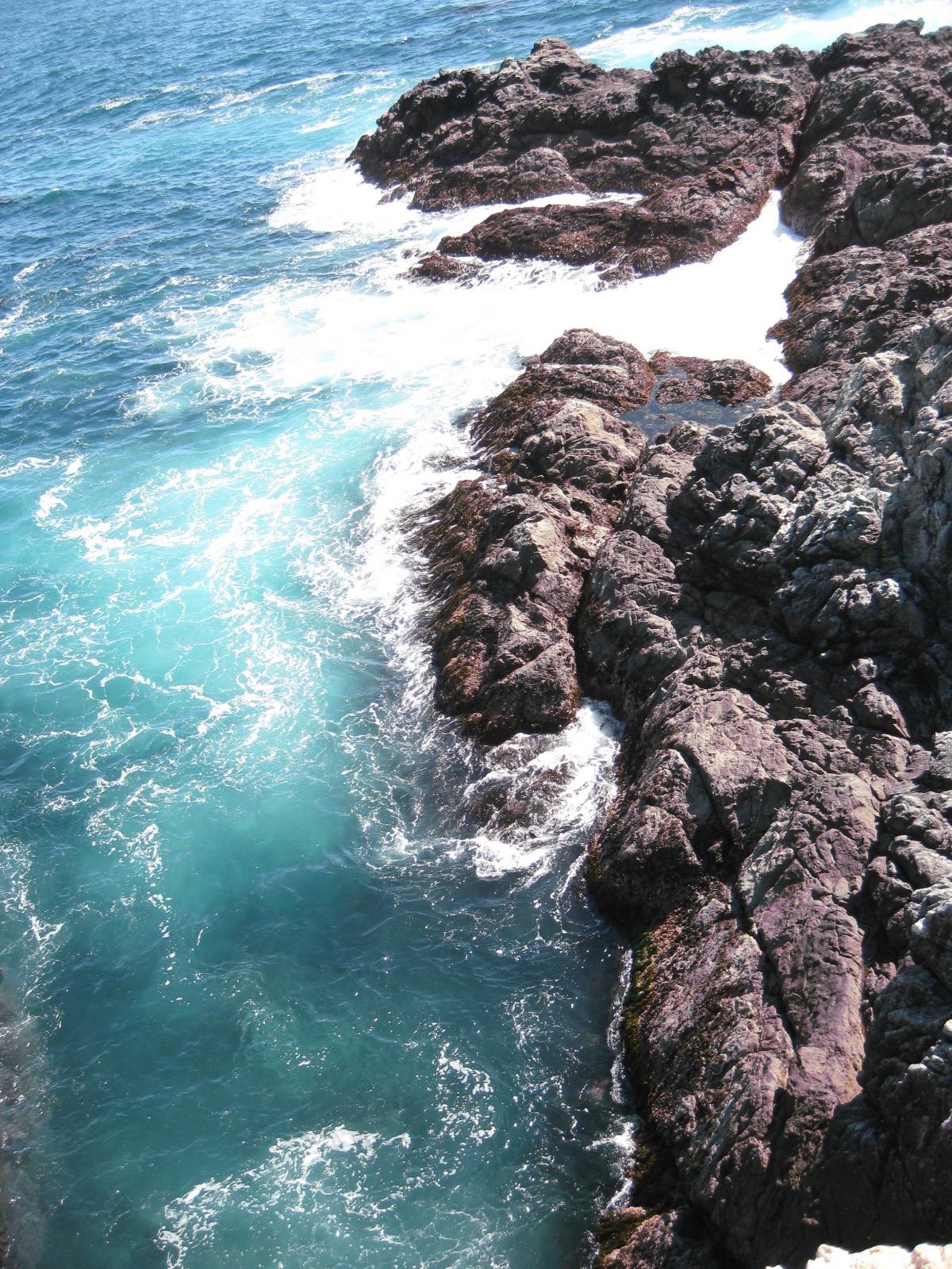 Pacific Ocean, Big Sur