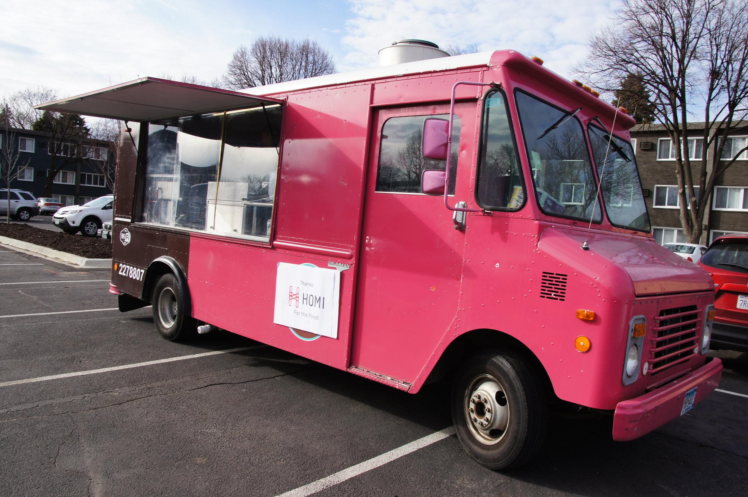 Homi Food Truck