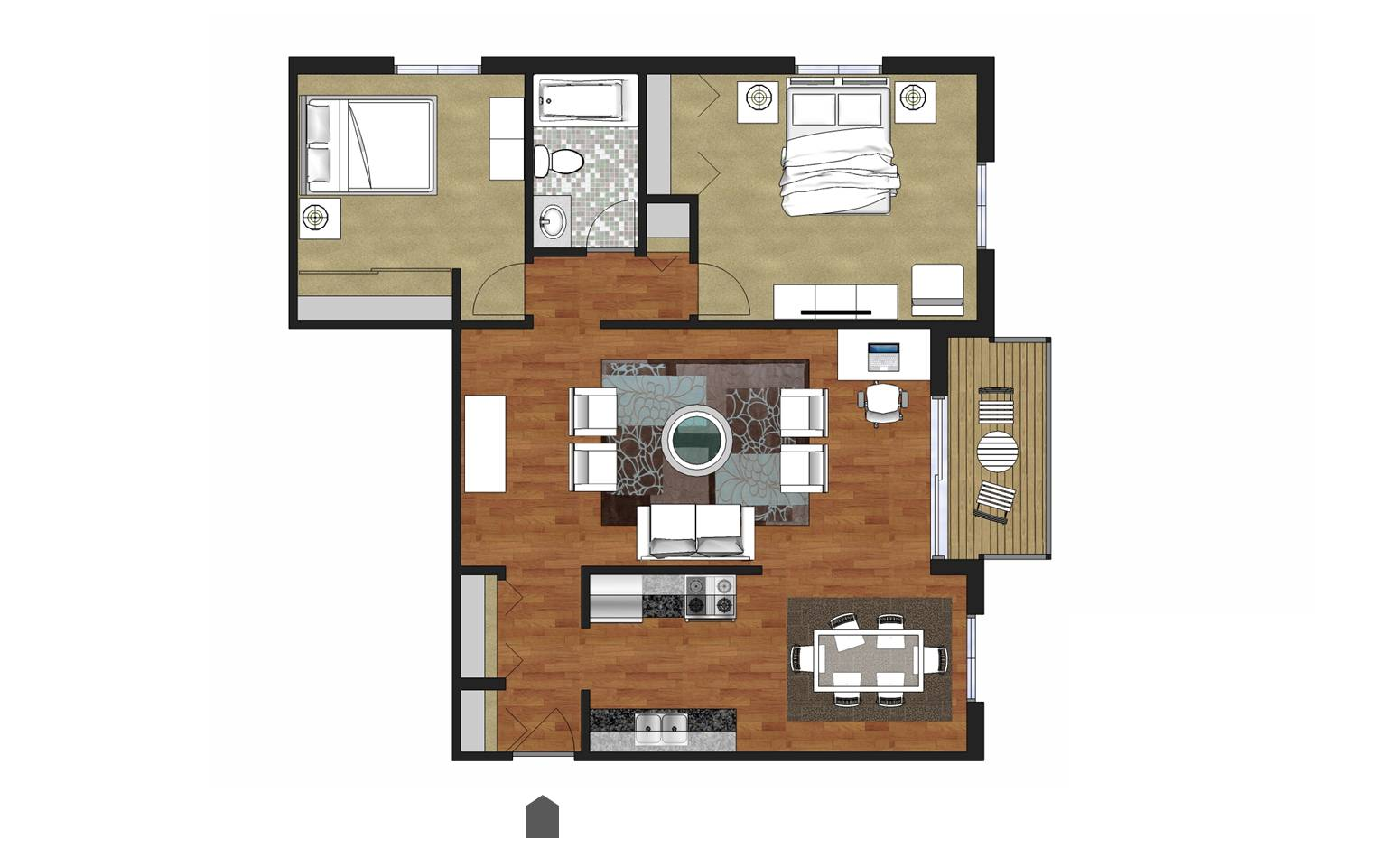 Click image for larger floor plan layout