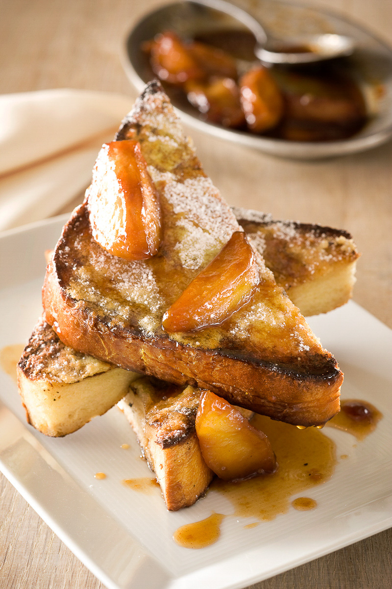 Almond Brioche French Toast