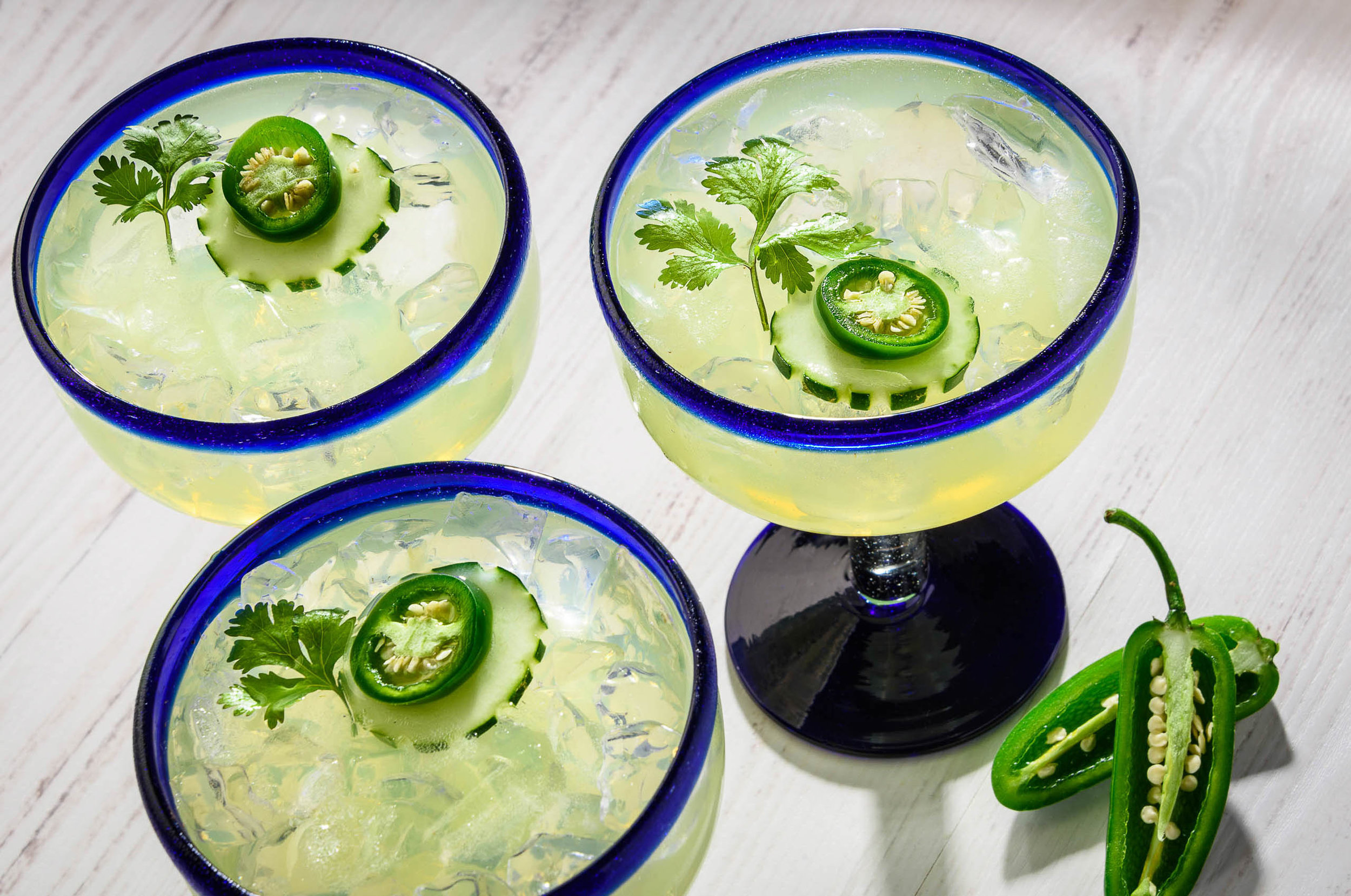 Copy of Jalapeno Margarita