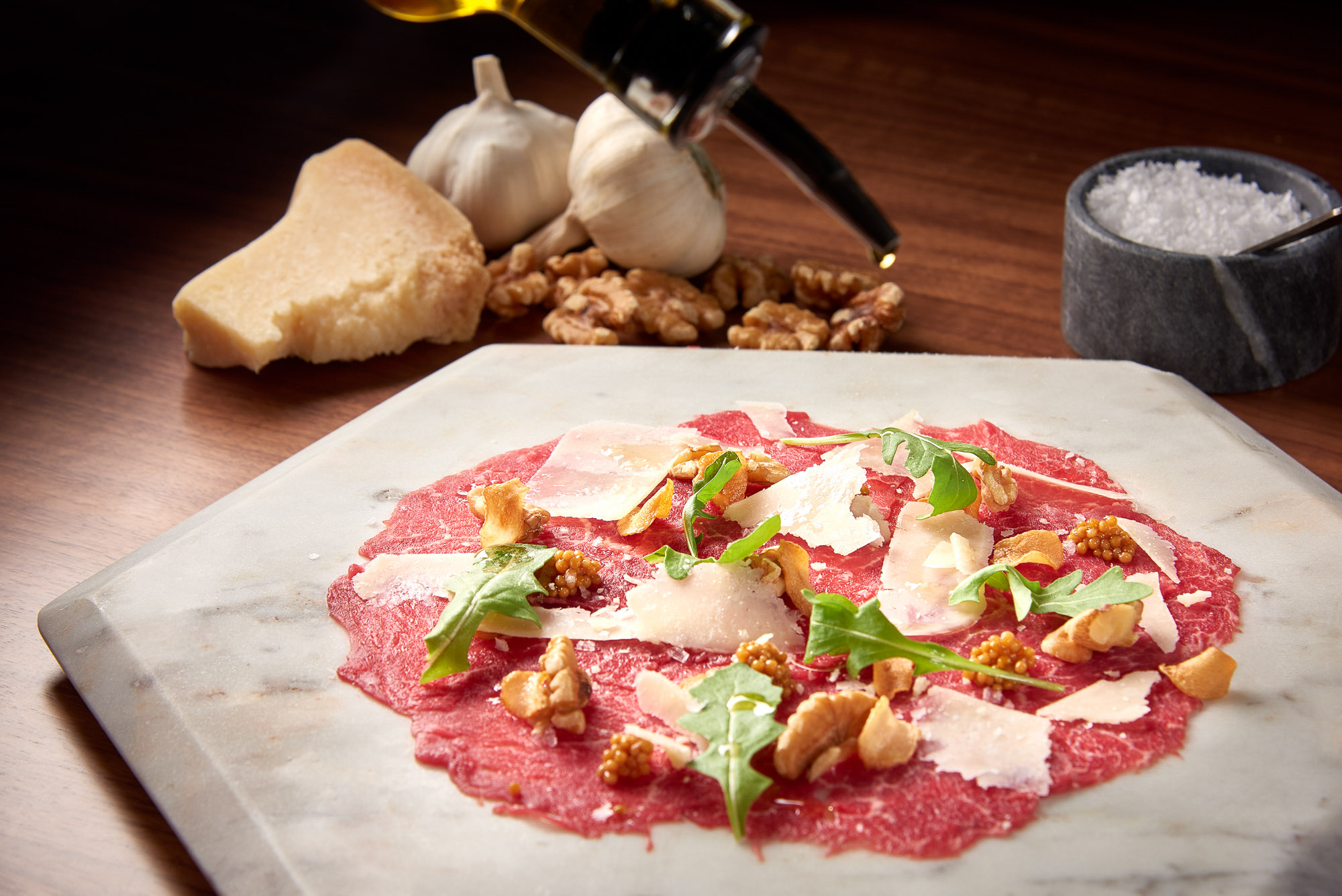 Copy of Beef Carpaccio