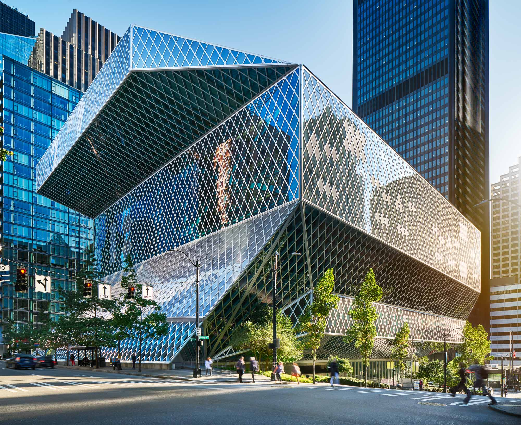 Copy of Seattle Public Library