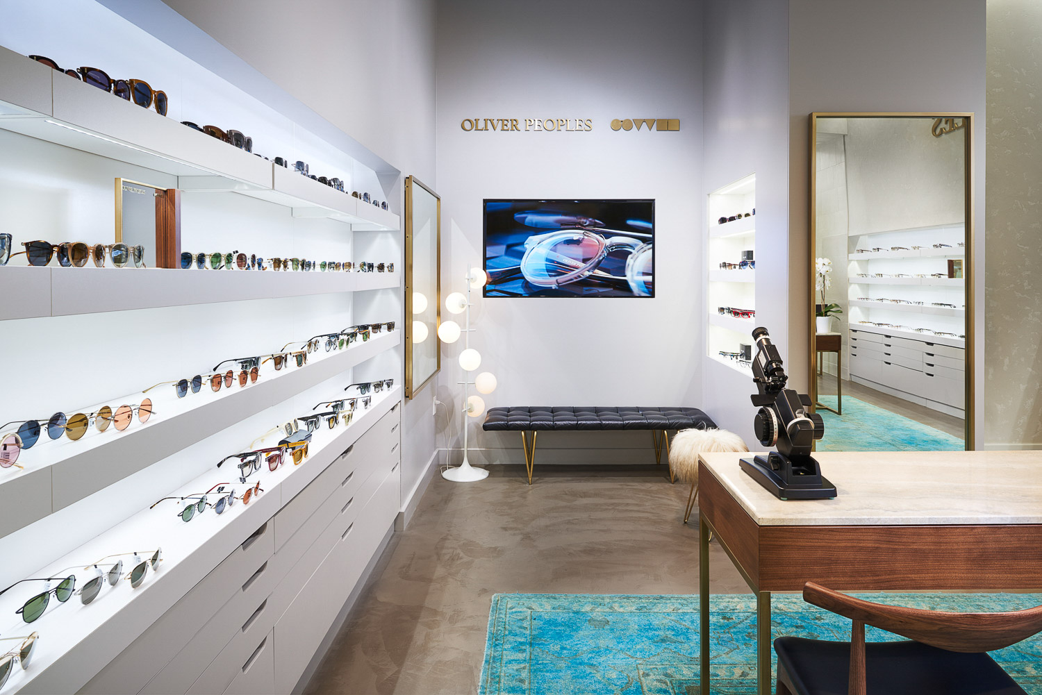Oliver Peoples Store, Aventura Mall