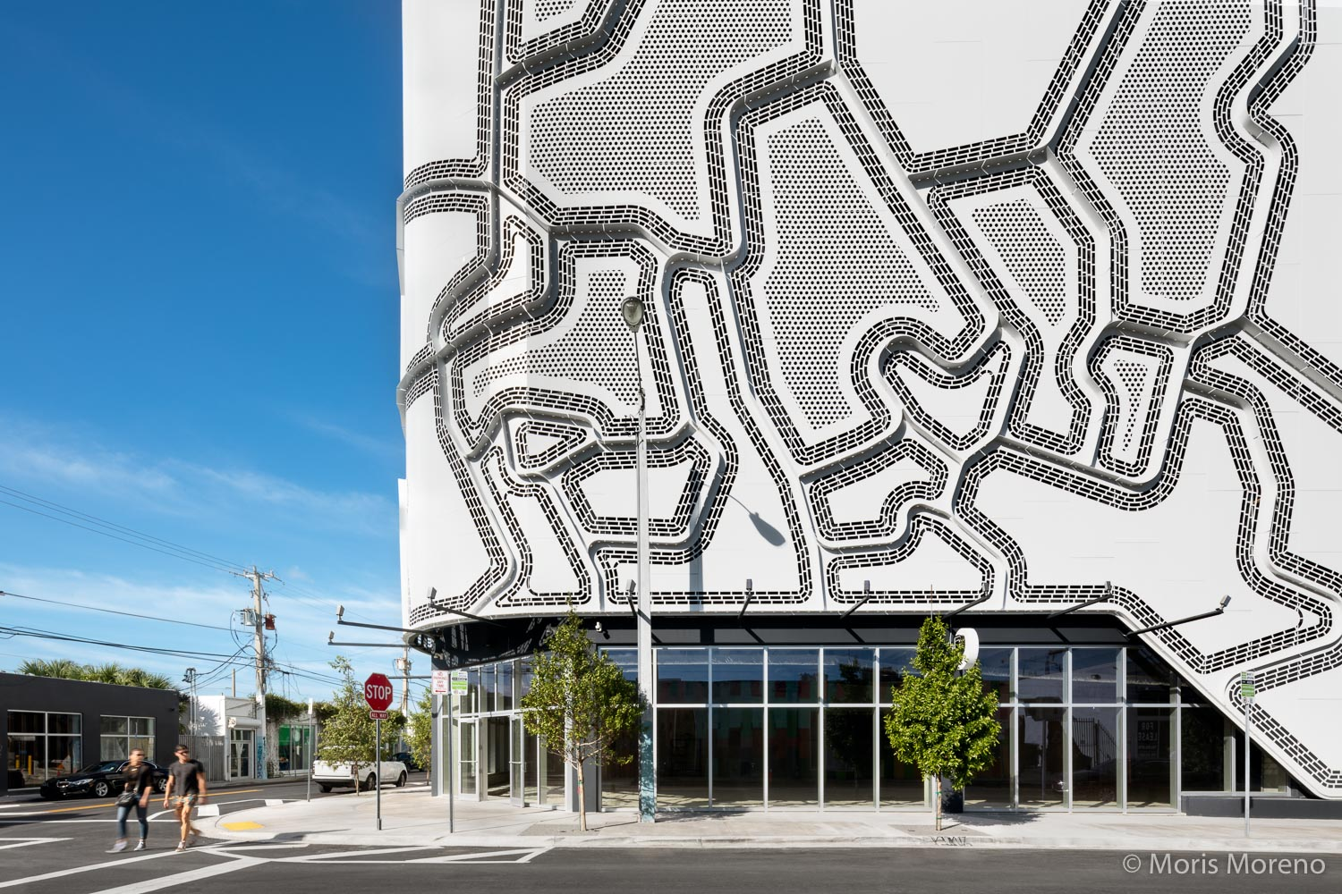 Goldman Properties, Wynwood garage