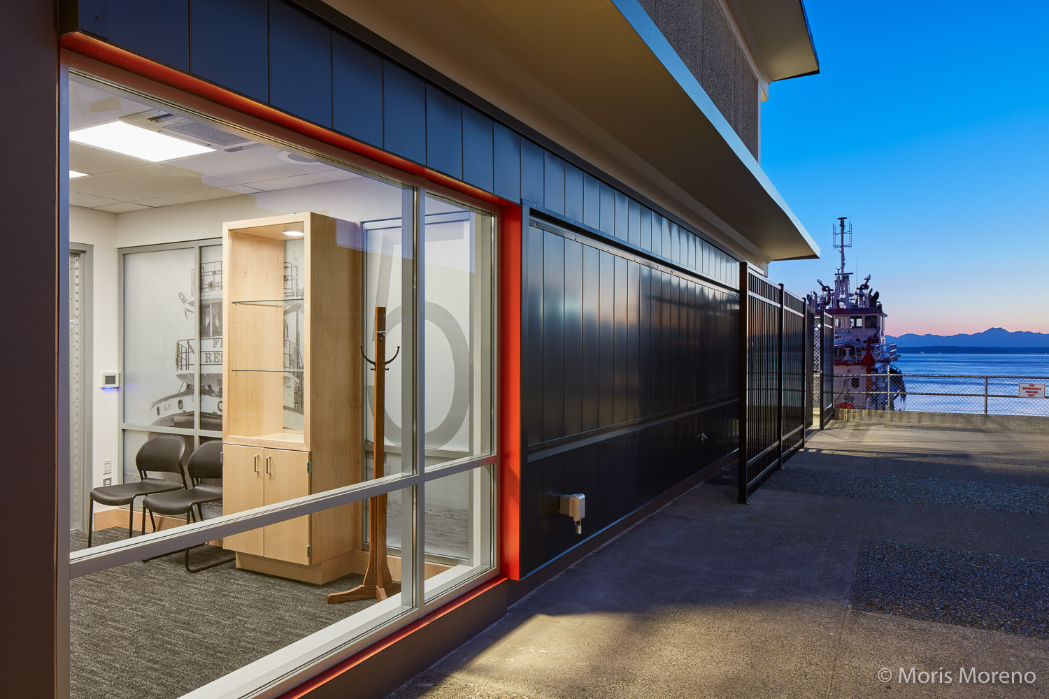 Bassetti Architects, Fire Station 5, City of Seattle