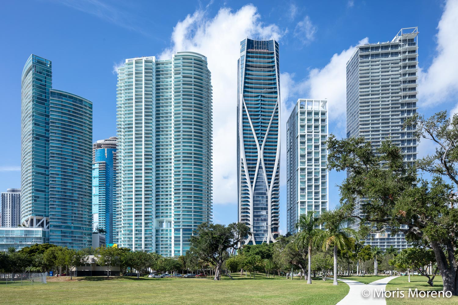 Groundbreaking buildings in Miami