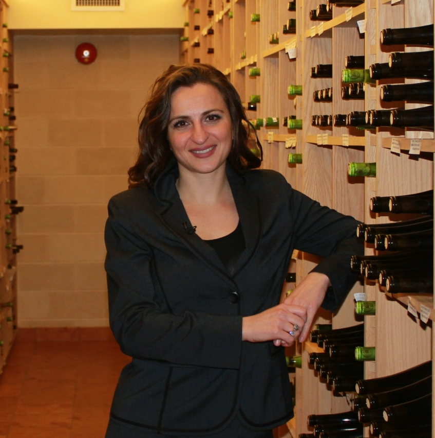 Antonia Mantonakis, Brock University