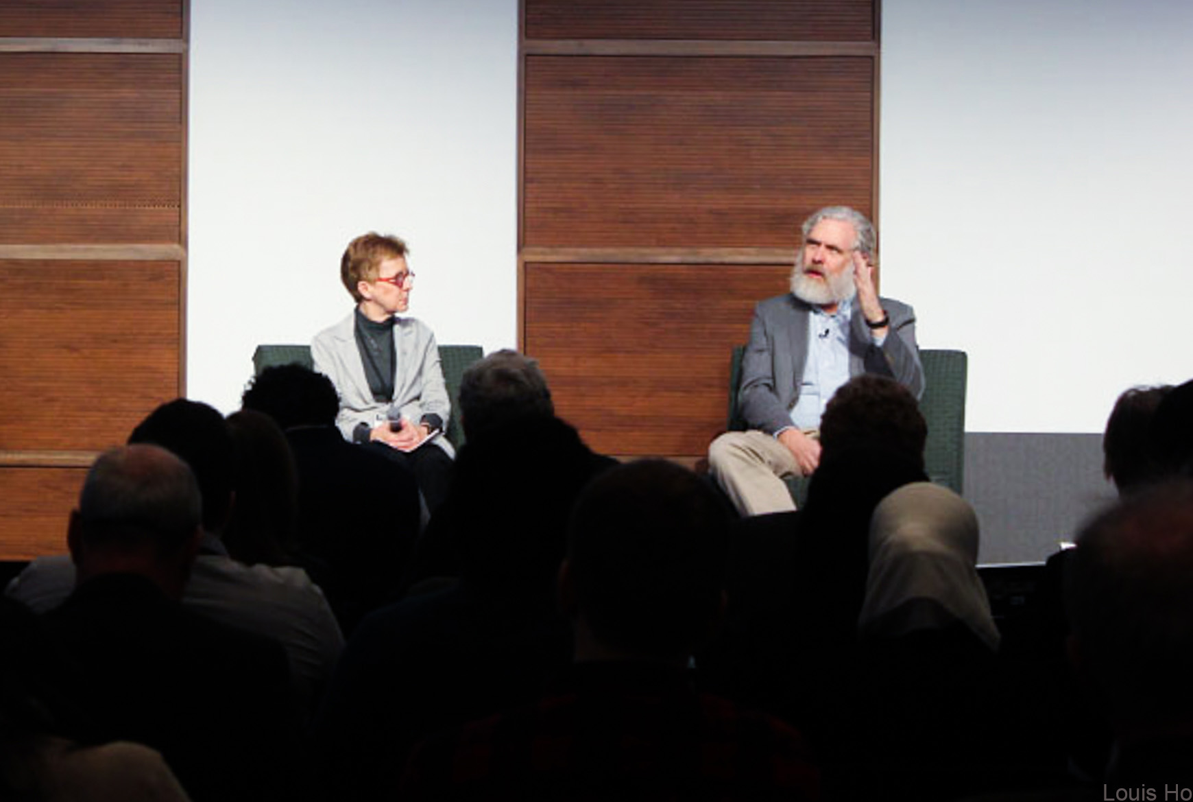 George Church at SynBio conference 2019.jpg