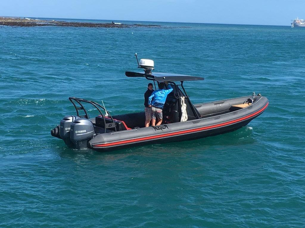 Waverider 880 - Length - 8.8m, Max Beam - 2.92mMax Persons - 15Priced from - $130,000 (with engine)