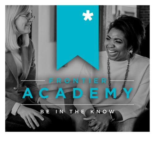 Frontier Academy // 20% off code: WETHEBROAD