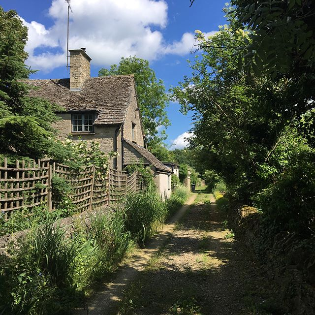 My night was just upended by The Guernsey Literary and Potato Peel Society! Now I just want to click my heels and be back living in England, thank you very much. Preferably in a nice stone cottage, where I can occupy the zany neighbor who bakes a lot role. (Photo locations: a mix of Cotswolds and Oxford).