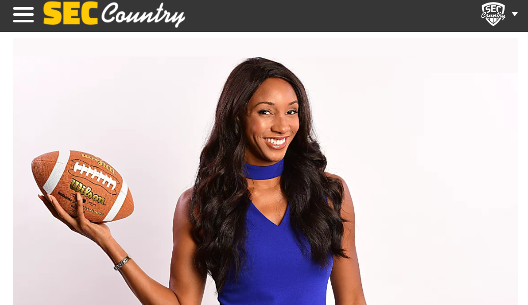 ESPN's Maria Taylor can't imagine 'better script' for debut on College GameDay, ABC Saturday Night Football - SECCountry.com