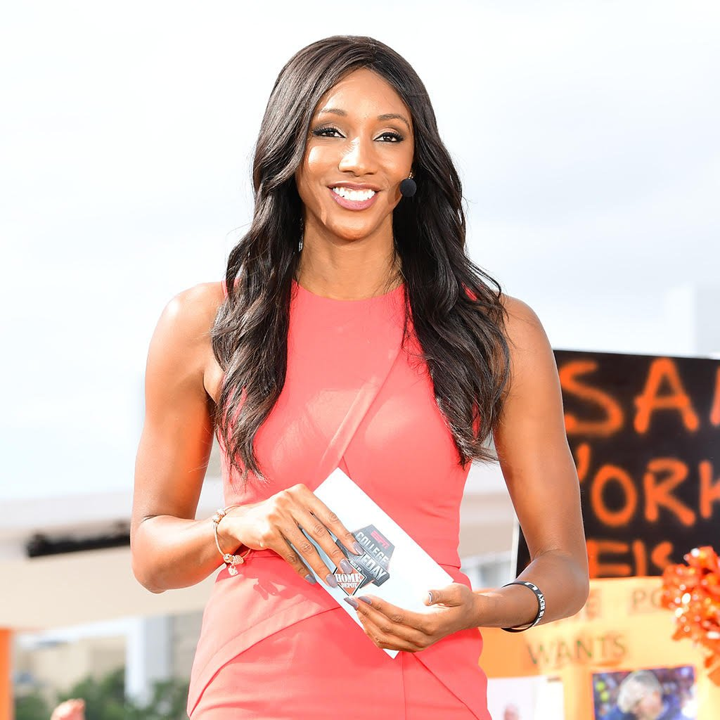 ESPN's Maria Taylor Talks About Mentoring, Leadership And Giving Back. - Joefavrito.com